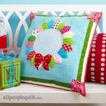Christmas channel feature panel & Christmas | AllPeopleQuilt.com pillowsntoast.com