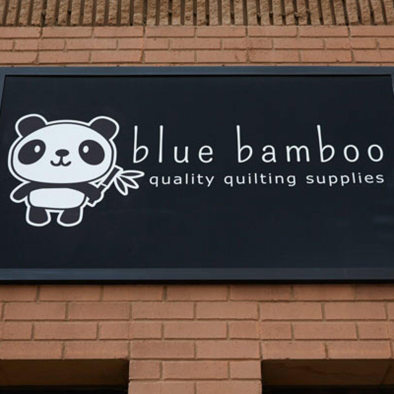 Blue Bamboo Allpeoplequilt