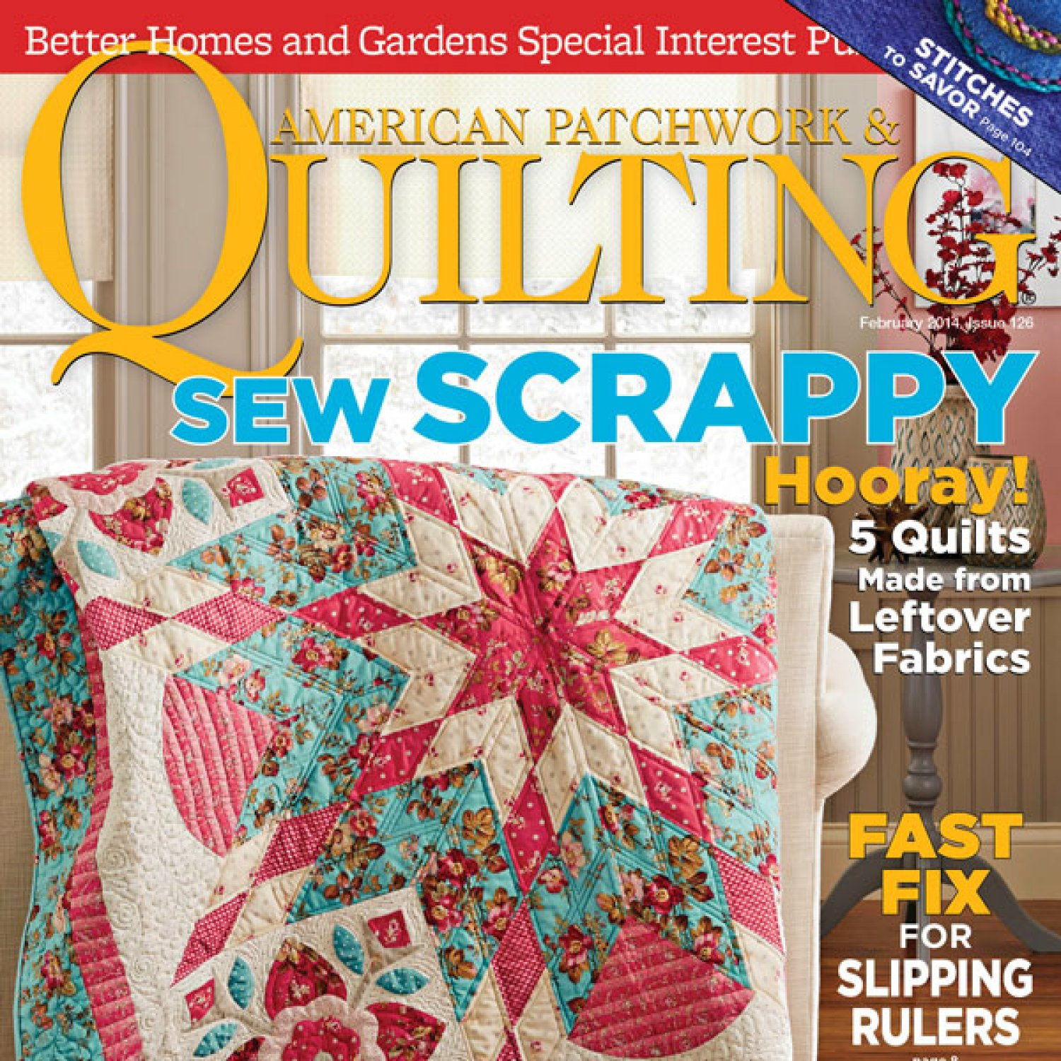 homes patchwork editors favorites better quilting and american the projects dp cooking quilt gardens from easy of