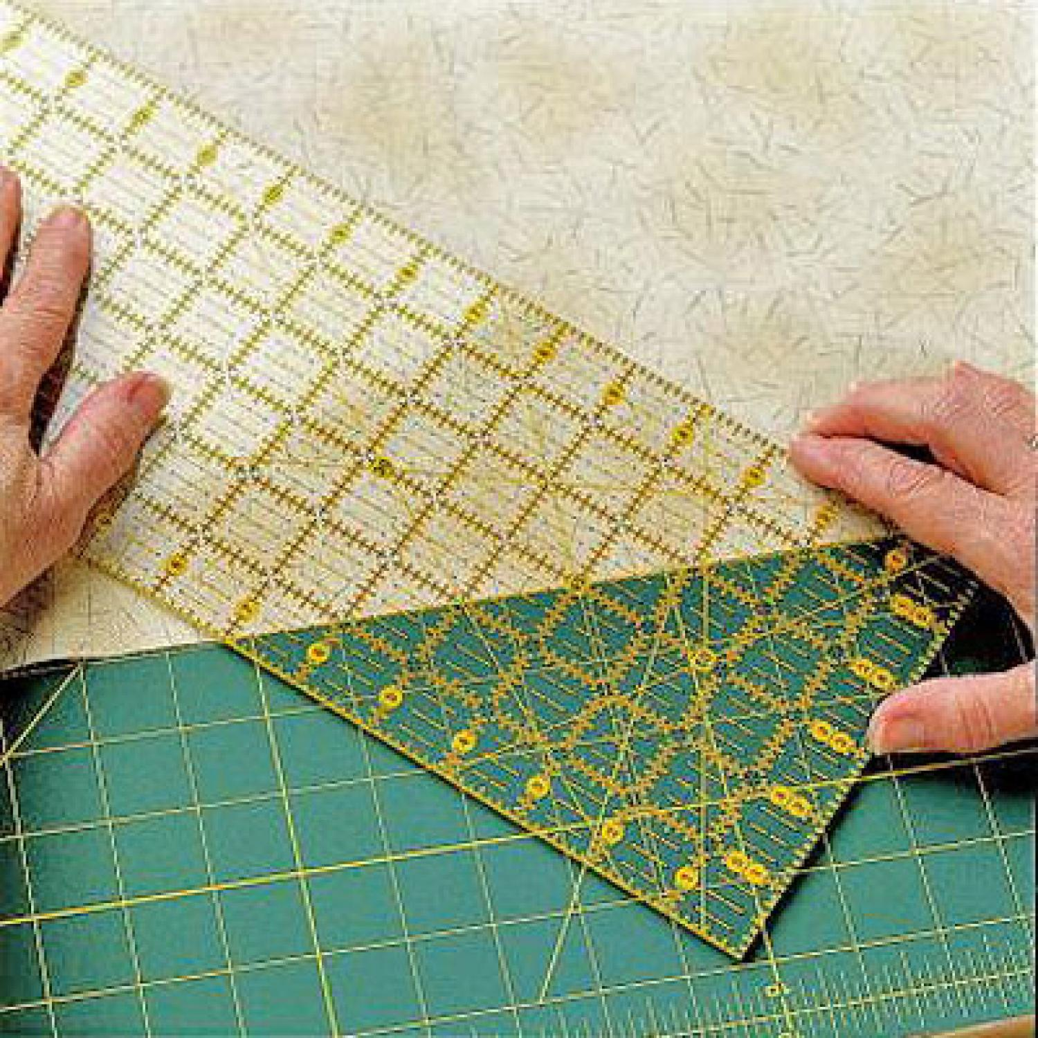 How to Cut Bias Binding: A Step-By-Step Guide | AllPeopleQuilt.com : cutting bias strips for quilt binding - Adamdwight.com