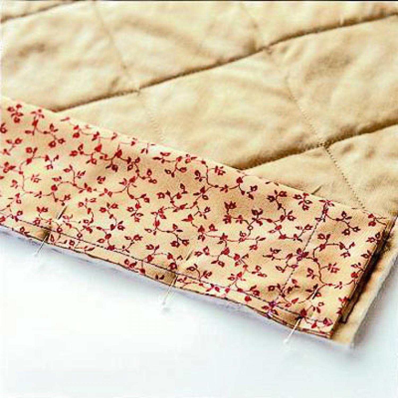 Making A Hanging Sleeve   AllPeopleQuilt.com : quilt hanging sleeve - Adamdwight.com