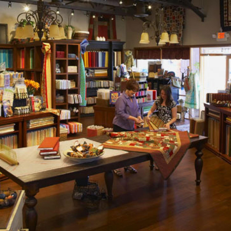 The Olde World Quilt Shoppe Allpeoplequilt