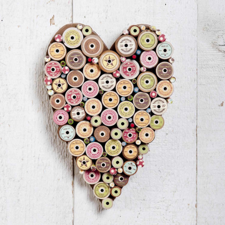 Lovely Valentine S Day Crafts Allpeoplequilt Com