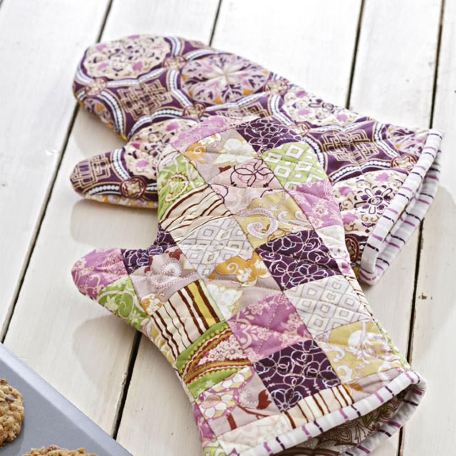 Quilting: Mitts 97