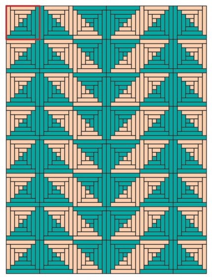 creative log cabin quilt layouts allpeoplequilt com log cabin block layouts free pictures finder