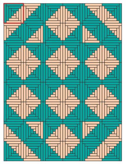 creative log cabin quilt layouts allpeoplequilt com creative log cabin quilt layouts allpeoplequilt com