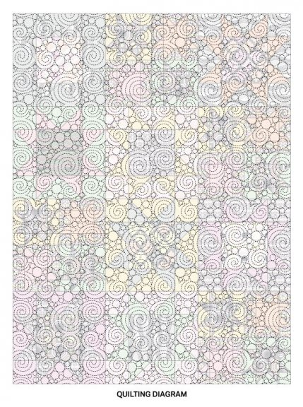 picture relating to Free Printable Machine Quilting Designs titled Cost-free System Quilting Ideas