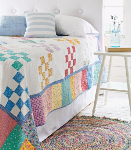 Suite Dreams. Free Bed Quilt Patterns   AllPeopleQuilt com