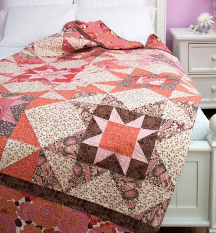 Free Bed Quilt Patterns AllPeopleQuilt.com