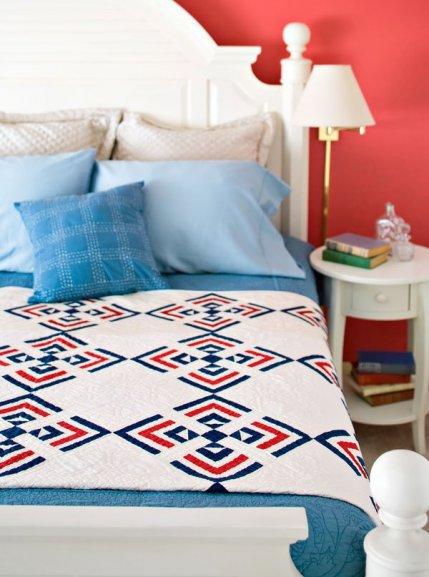 Nautical Quilt Patterns | AllPeopleQuilt.com : nautical quilts patterns - Adamdwight.com