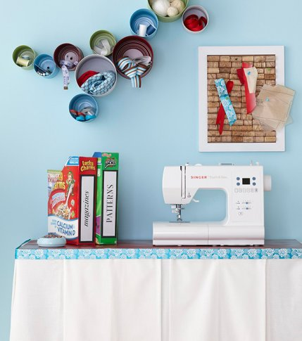 Organize Your Sewing Room AllPeopleQuiltcom