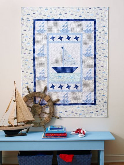 Baby Quilts For Boys Allpeoplequilt