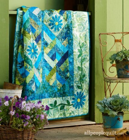 Free Batik Quilt Patterns Allpeoplequilt