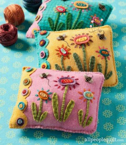 Free Pincushion Patterns Allpeoplequilt