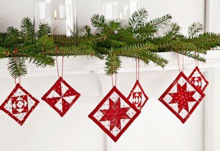 Handmade Ornament Patterns | AllPeopleQuilt.com