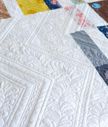 Feather Quilting Designs Allpeoplequilt