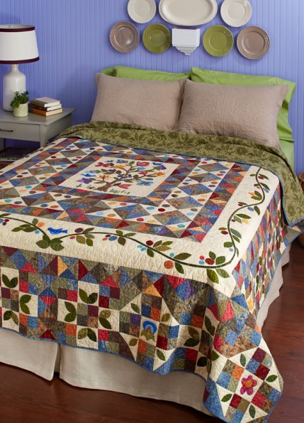 American Patchwork Amp Quilting August 2015 Allpeoplequilt Com