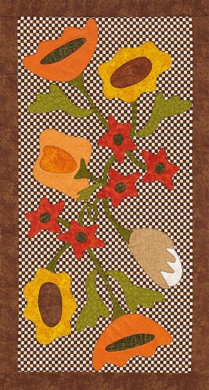 Flower Machine Appliqu 233 Quilts Allpeoplequilt Com