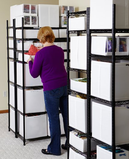 Astonishing Smart Ways To Store Fabric Allpeoplequilt Com Download Free Architecture Designs Embacsunscenecom