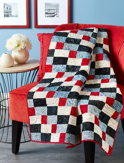 Patriotic Quilt Patterns For Free : Patriotic Quilt Patterns AllPeopleQuilt.com