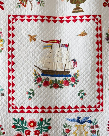Knitting Quilt Magazine : Knit one quilt too allpeoplequilt