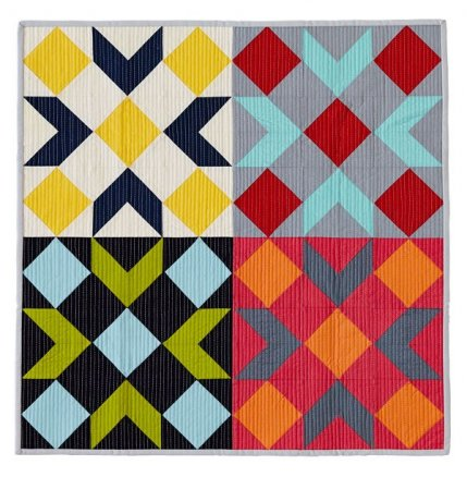 Free Patterns For Mini Quilts AllPeopleQuilt Delectable Mini Quilt Patterns