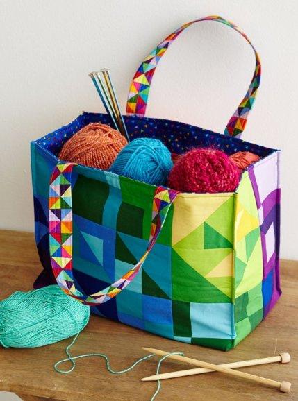 Free Bag Patterns Allpeoplequilt