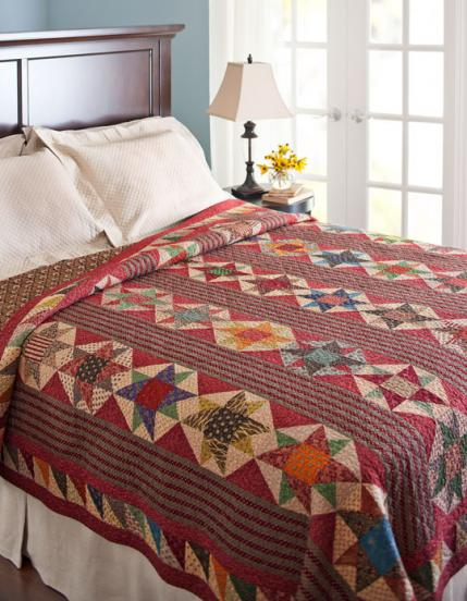 Color Options From American Patchwork Amp Quilting February