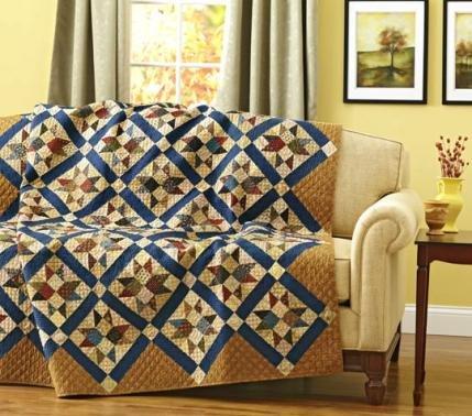Quilts Made Of Civil War Reproduction Fabrics AllPeopleQuilt Unique Civil War Quilt Patterns