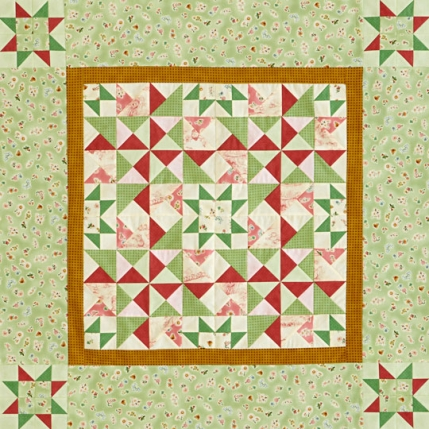 Fresh Spring Quilts | AllPeopleQuilt.com : spring quilt patterns - Adamdwight.com