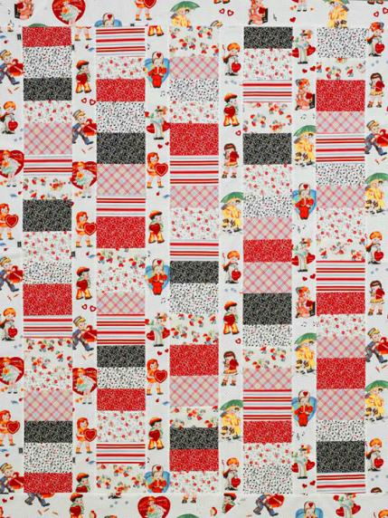 Free Fat Quarter-Friendly Quilt Patterns | AllPeopleQuilt.com : quilts from fat quarters - Adamdwight.com