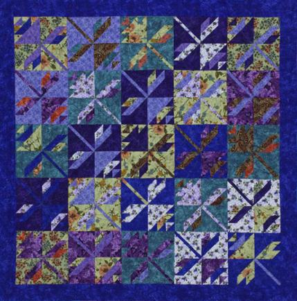 Quilting Color Trend: Purple | AllPeopleQuilt.com : quilt purple - Adamdwight.com