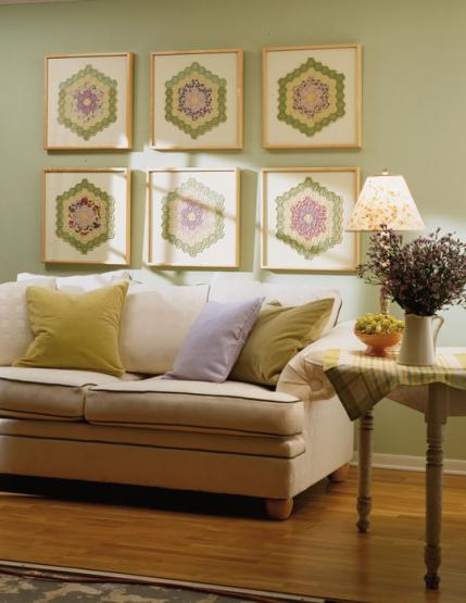 Living Room Quilts decorating with quilts | allpeoplequilt