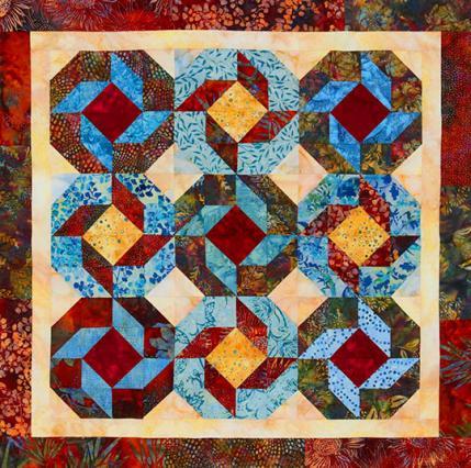 Free Batik Quilt Patterns | AllPeopleQuilt com