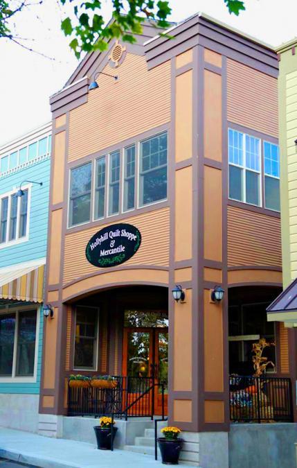 Hollyhill Quilt Shoppe Amp Mercantile Allpeoplequilt Com