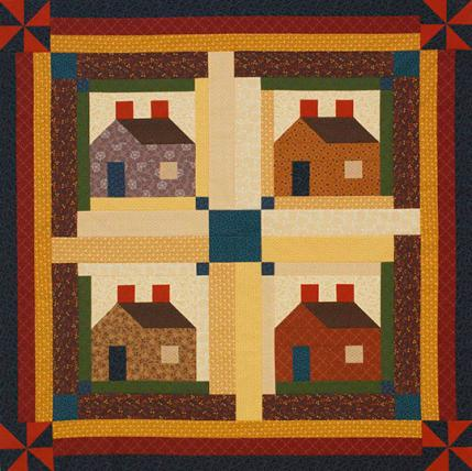 Log Cabin Quilt Patterns Allpeoplequilt