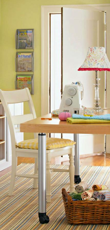 Close At Hand. Make Your Sewing Space ... Part 93