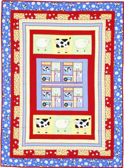 Quilt Ideas For Panels : Panel Quilt Projects AllPeopleQuilt.com
