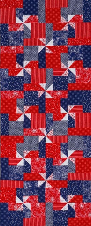 Pinwheel Quilt Patterns | AllPeopleQuilt.com : pinwheel quilt pattern free - Adamdwight.com
