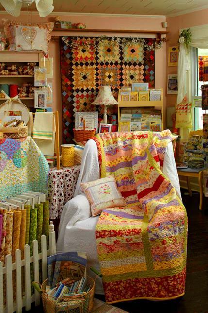 Plain and Simple Quilt Shop | AllPeopleQuilt.com : knights quilt shop - Adamdwight.com