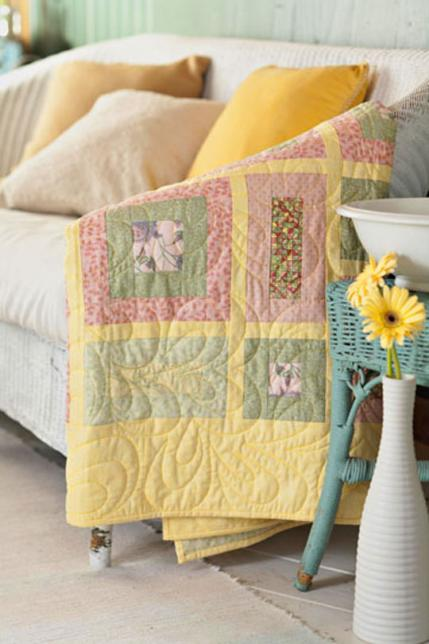 Quick & Easy Quilts | AllPeopleQuilt.com : baby quilts ideas - Adamdwight.com