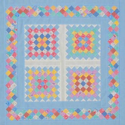 Quilts Made Of 1930s Reproduction Fabrics