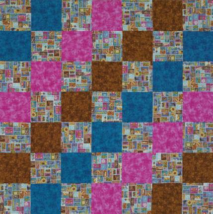 Super Easy Beginner Quilt Patterns : Super Simple Squares AllPeopleQuilt.com
