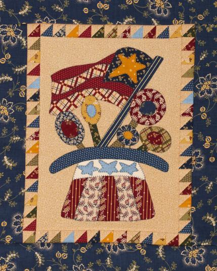 Patriotic Quilt Patterns Allpeoplequilt Com