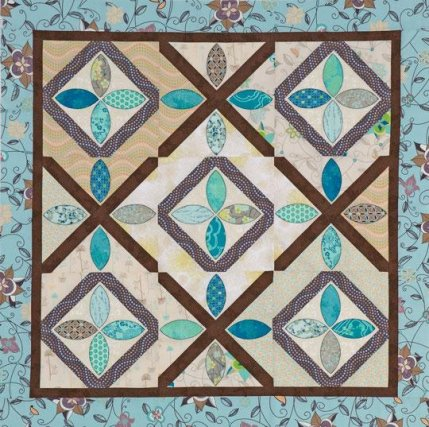 Quilting Color Trend Teal Allpeoplequilt Com