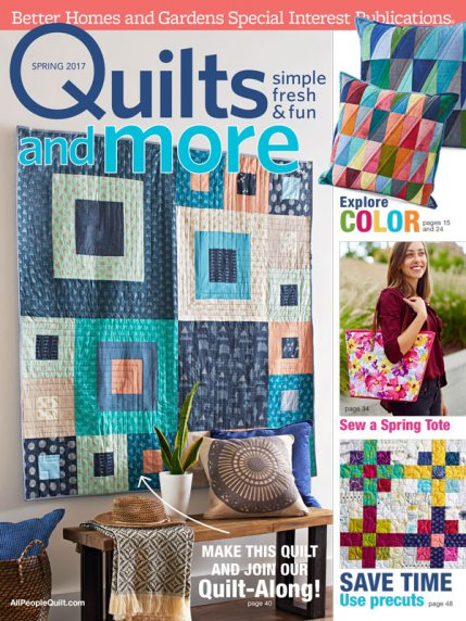 Quilts And More Spring 2017