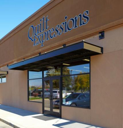 Quilt Expressions | AllPeopleQuilt.com : idaho quilt shops - Adamdwight.com
