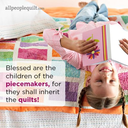 Quilting and Sewing Quotes | AllPeopleQuilt.com