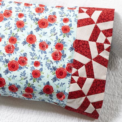 2nd Quarter 2019 One Million Pillowcase Featured Fabrics