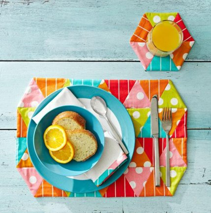 Free Place Mat Patterns Allpeoplequilt Com